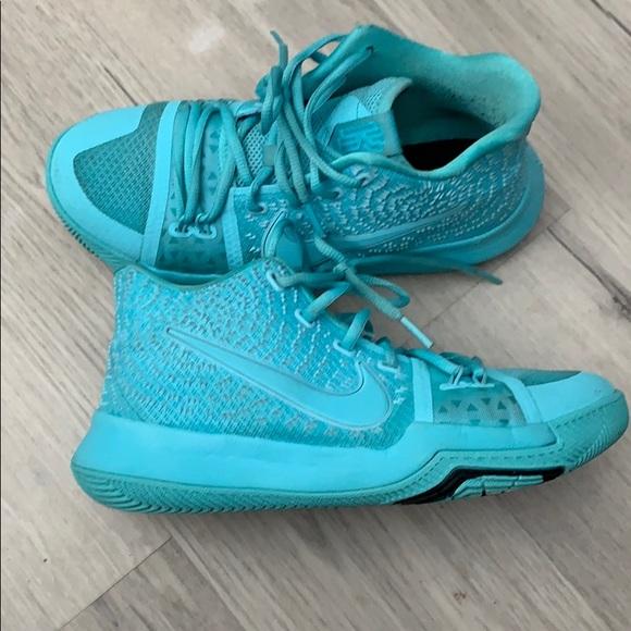 Nike Shoes | Nike Kyrie 3 Tiffany Gs